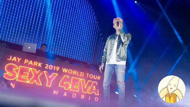 Jay Park en Madrid