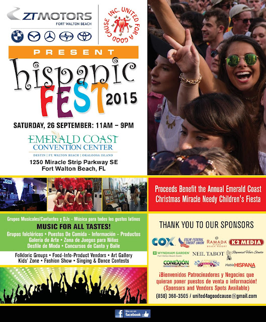 HispanicFest2015_Emerald Coast_Destin_Florida