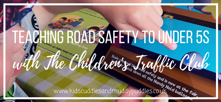 Let's Go: Teaching road safety to under 5s with The Children's Traffic Club