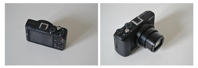 索尼Coolpix DSC-HX60V