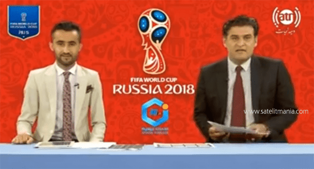Channel Ariana TV National Menyiarkan Piala Dunia 2018