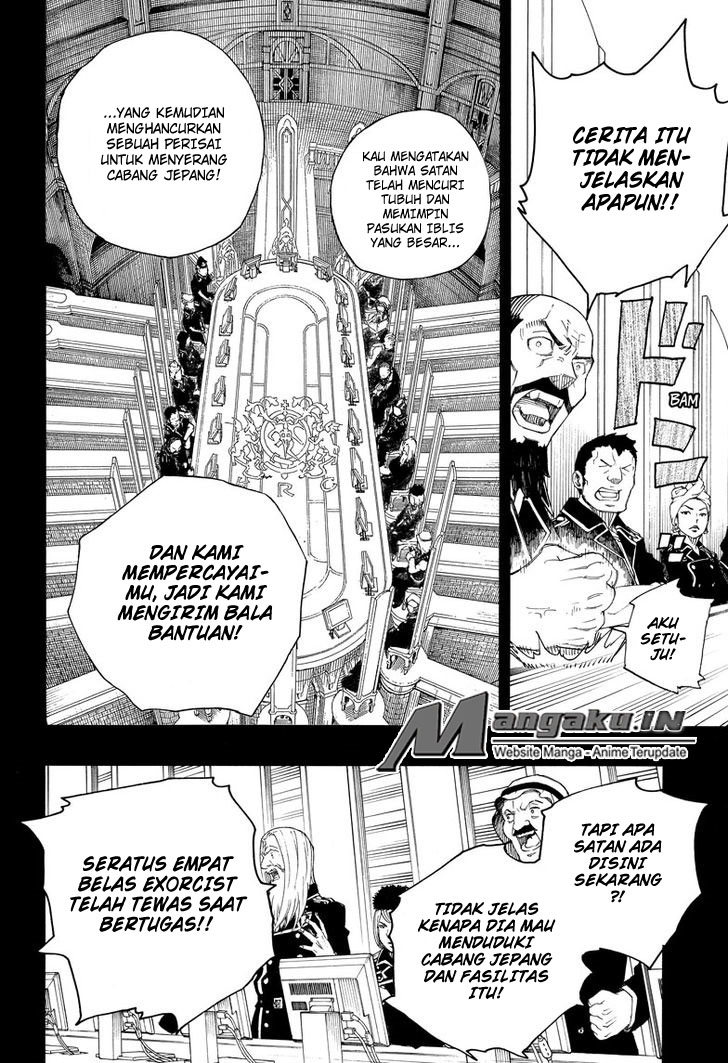 Ao no Exorcist Chapter 108-17