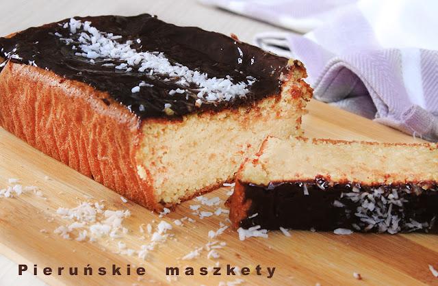ciasto z białej fasoli