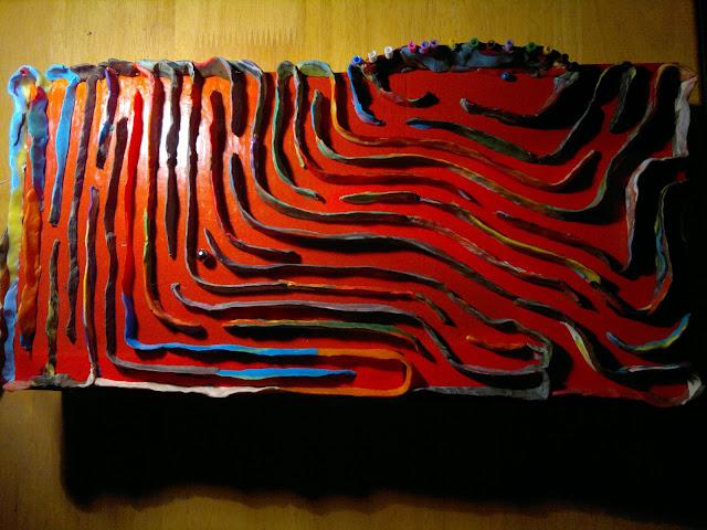 Co zrobić z plasteliny