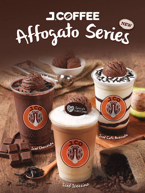 J.CO Affogato Series