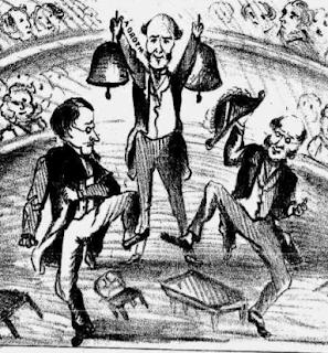 O Trapeiro - 1862 - balão