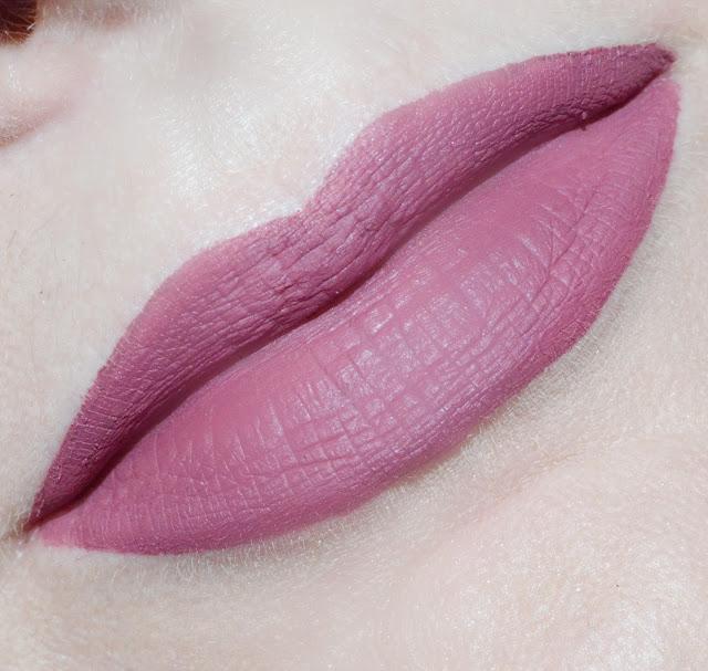 Lasplash Wickedly divine liquid lipstick 902 Fallen angel