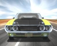 لعبة سباق السيارات الكلاسيكية V8 اونلاين