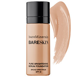 bare minerals bareskin foundation