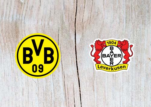 Borussia Dortmund vs Bayer Leverkusen Full Match & Highlights 24 February 2019