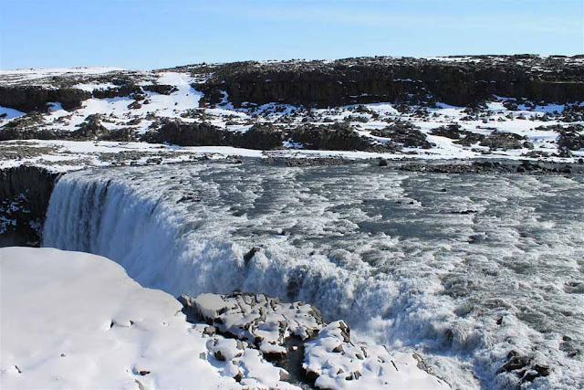 Cachoeira Dettifoss – Islândia