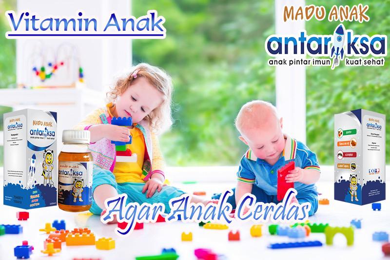 Vitamin Anak Madu Antariksa Untuk Cerdas