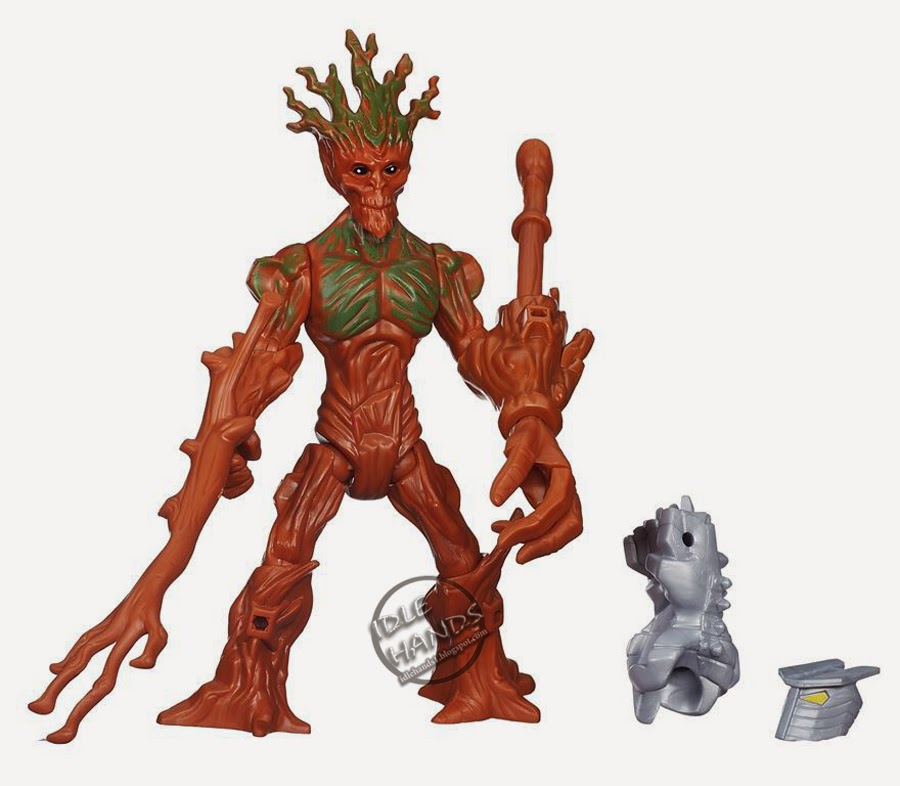 Idle Hands: Idle Hands Toy Fair 2015 Coverage Master List
