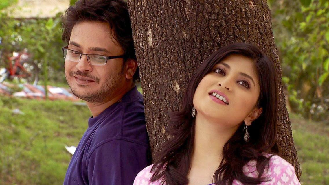 Star jalsha serial tumi asbe bole star rahul nandini sex scene sandipta sen and rahul banerjee scan - 4 6