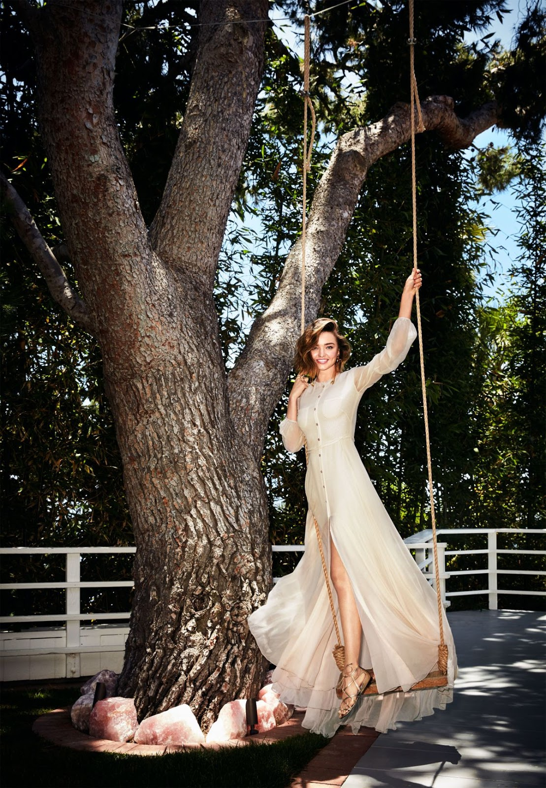 Full HD Photos & Wallpapers: Miranda Kerr By Douglas Friedman Photoshoot