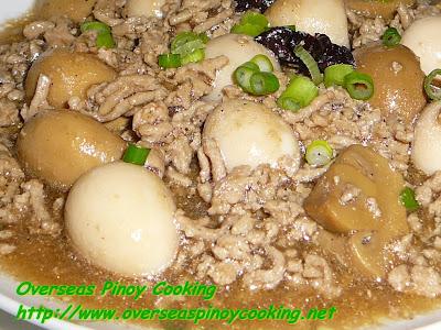 Asadong Pork Giniling