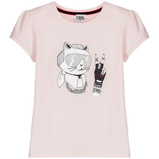camsita gato rosa karl lagerfeld