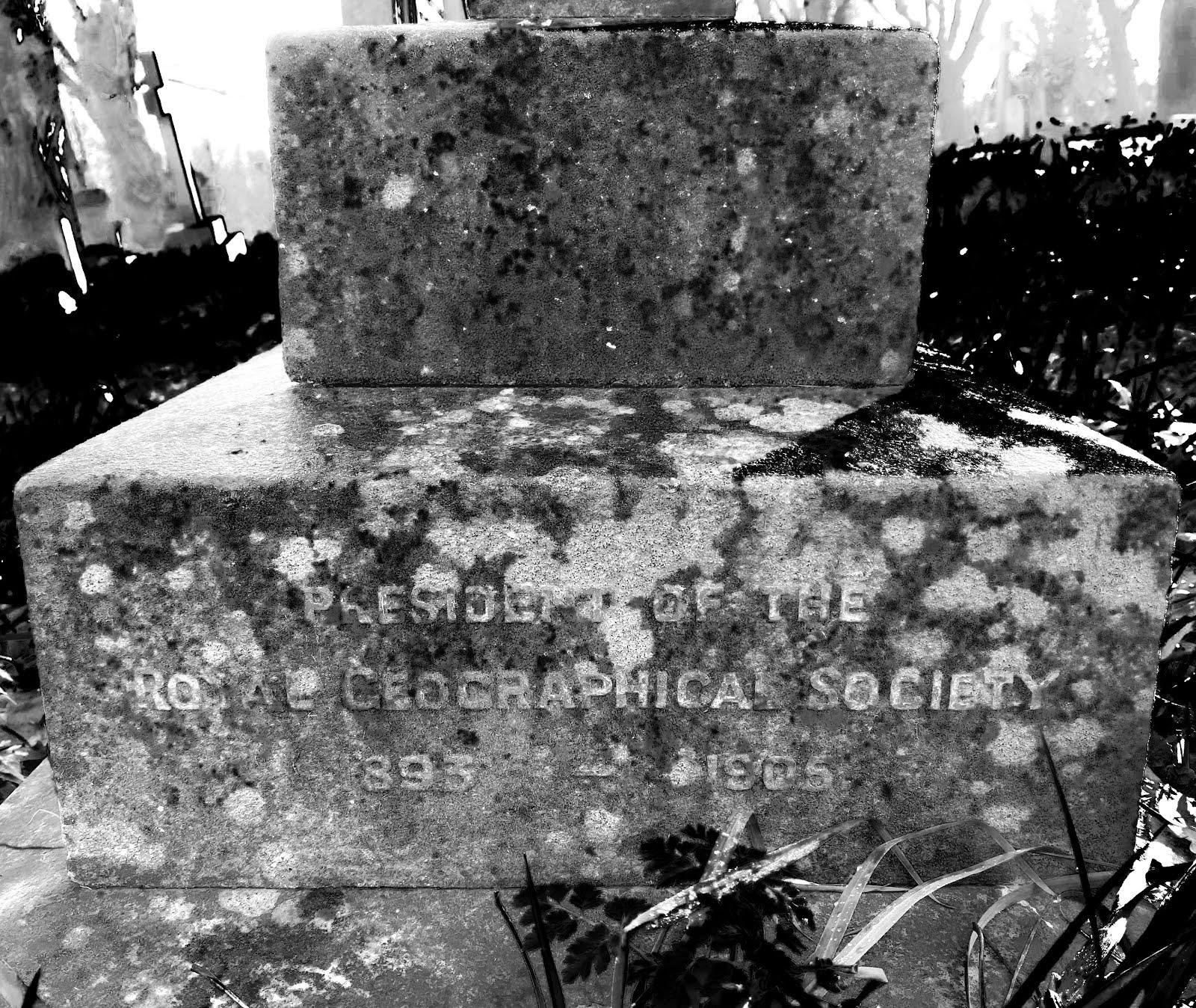 Markham inscription.