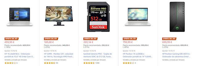 Ofertas 22-10 Amazon Mejores 11 Ofertas Destacadas, del Día y Flash