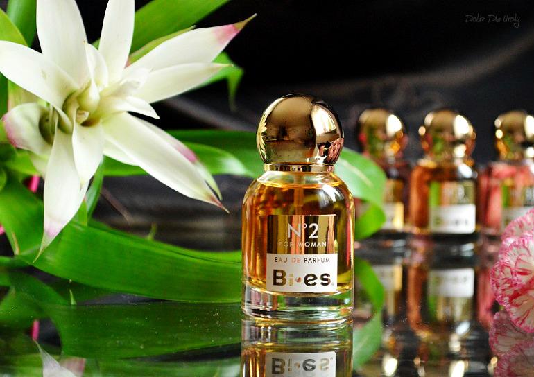 Woda perfumowana Bi-es Numbers Collection for Woman No2- recenzja
