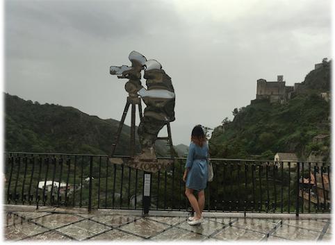 Sycylia: Mesyna, Savoca, Taormina, część 3