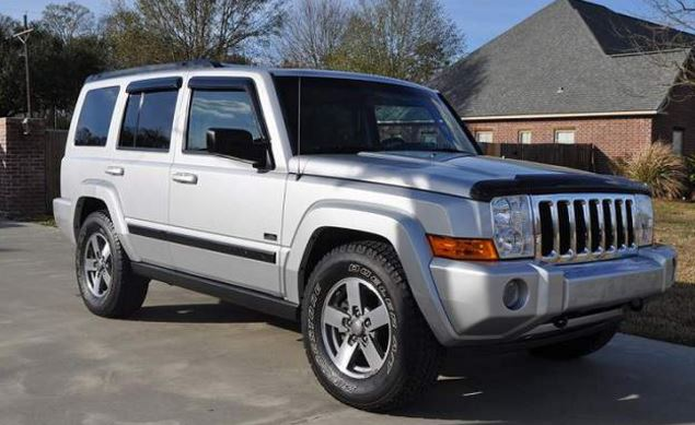2018 jeep commander new review release date and specs. Cars Review. Best American Auto & Cars Review