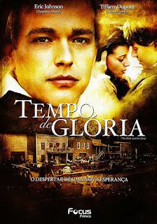 Tempo de Glória - DVDRip Dublado