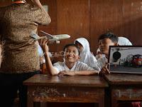 Pengalaman pertama menjadi Relawan di Kelas Inspirasi Jakarta 5
