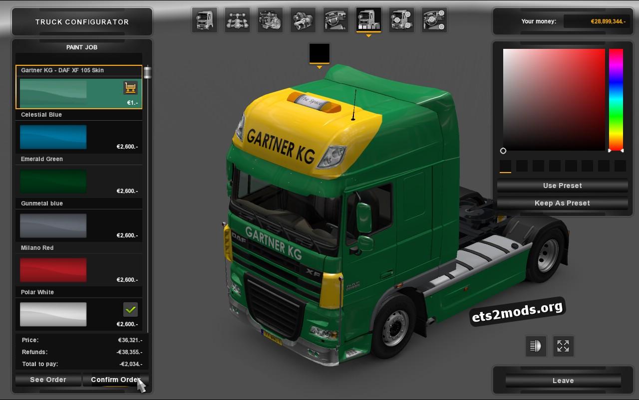 Combo Pack Gartner KG V 4.0