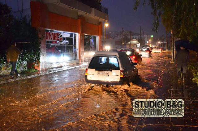 Οικονομική στήριξη στους ΟΤΑ που επλήγησαν από πλημμύρες και πυρκαγιές - 70.000€ στον Δήμο Άργους Μυκηνών