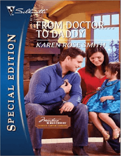 From Doctor To Daddy by Karen Rose Smith
