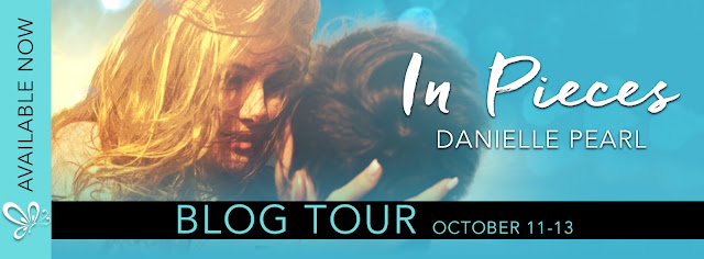 [Blog Tour] IN PIECES by Danielle Pearl @DaniPearlAuthor @jennw23 #Review