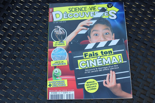 SCIENCE & VIE DECOUVERTES