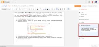 Cara Membuat Meta Deskripsi Manual untuk Artikel