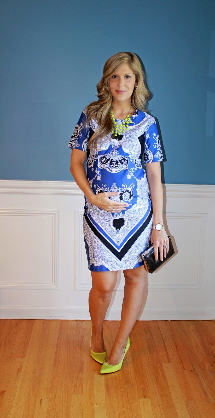e49ca695983 What I m wearing...maternity dress  Asos (similar)