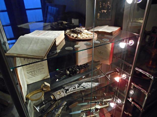 eksponaty, zamek, komnaty, zabytek