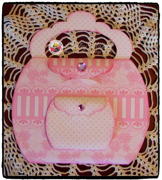 Pretty Purse Card