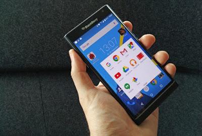 Spesifikasi Harga BlackBerry Android Priv