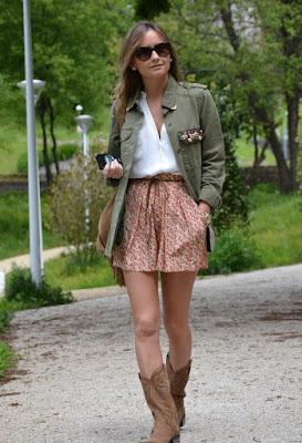 opciones de Faldas Casuales Moda