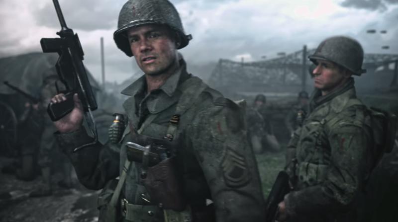 Podremos elegir entre mujeres soldado en Call of Duty WWII