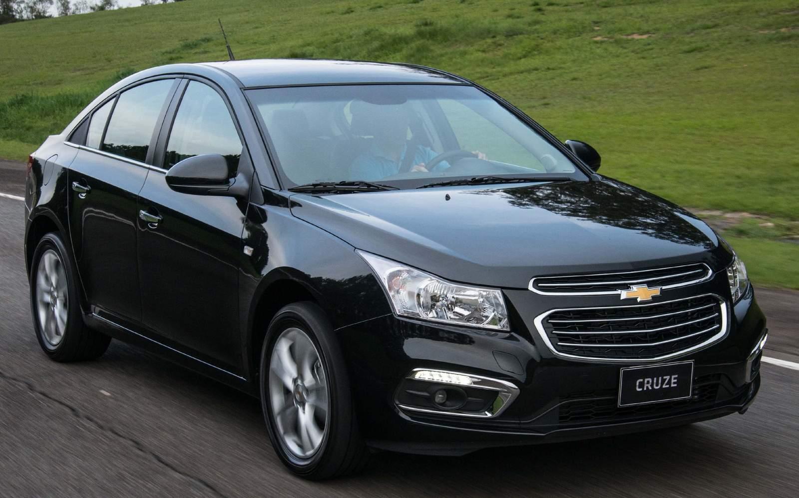 Novo Chevrolet Cruze Sedan 2015 Pre 231 Os E Detalhes Car