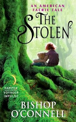 Interview with Bishop O'Connell, author of The Stolen - July 22, 2014
