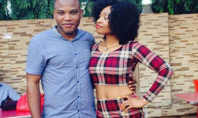 IPOB Leader Nnamdi Kanu Breaks Silence On Controversial Video Making Love With His Wife