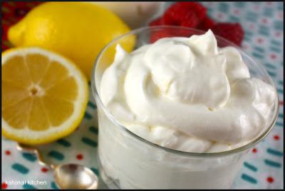 Kahakai Kitchen: Nigel Slater's Lemon Posset (A 3-Ingredient Lemon ...