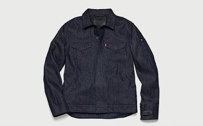 Levi's And Google Smart Jacket