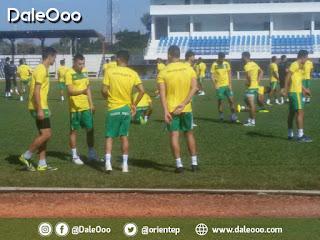 Oriente Petrolero entrenó en el Estadio Samuel Vaca Jiménez de Warnes - DaleOoo