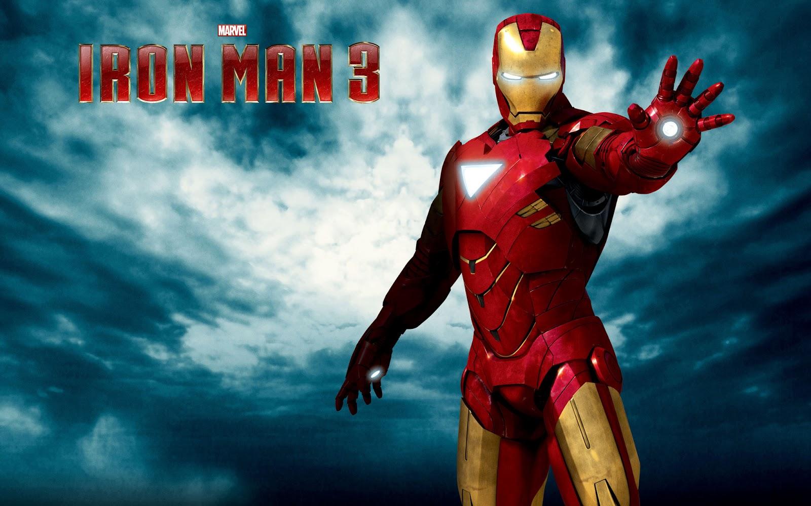 Iron Man Wallpapers: HD Wallpapers: Iron Man 3 Wallpapers