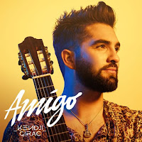 Download CD Kendji Girac - Amigo 2018