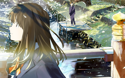 Download Tsuki ga Kirei Episode 12 Subtitle Indonesia – END