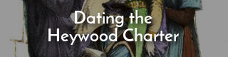 Link to article about the date of the signing of the Heywood Charter
